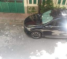Hẻm nhựa 8m vỉa hè ô tô đậu Nhất Chi Mai Cộng Hòa Tân Bình 55m2 4 x 12.5 x 3...